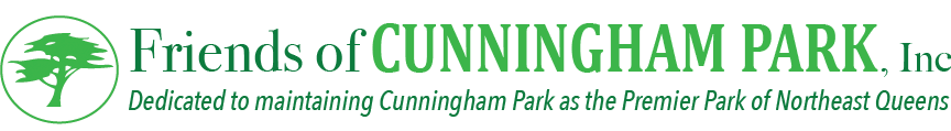 Friends of Cunningham Park Logo